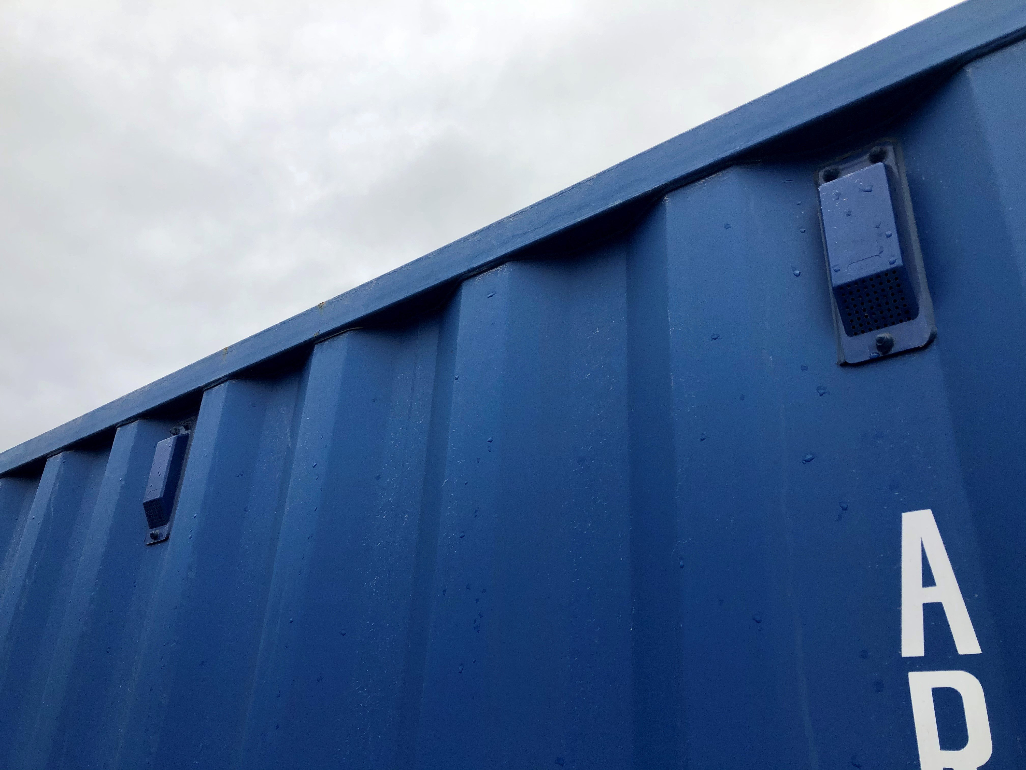 Storage Container Vents