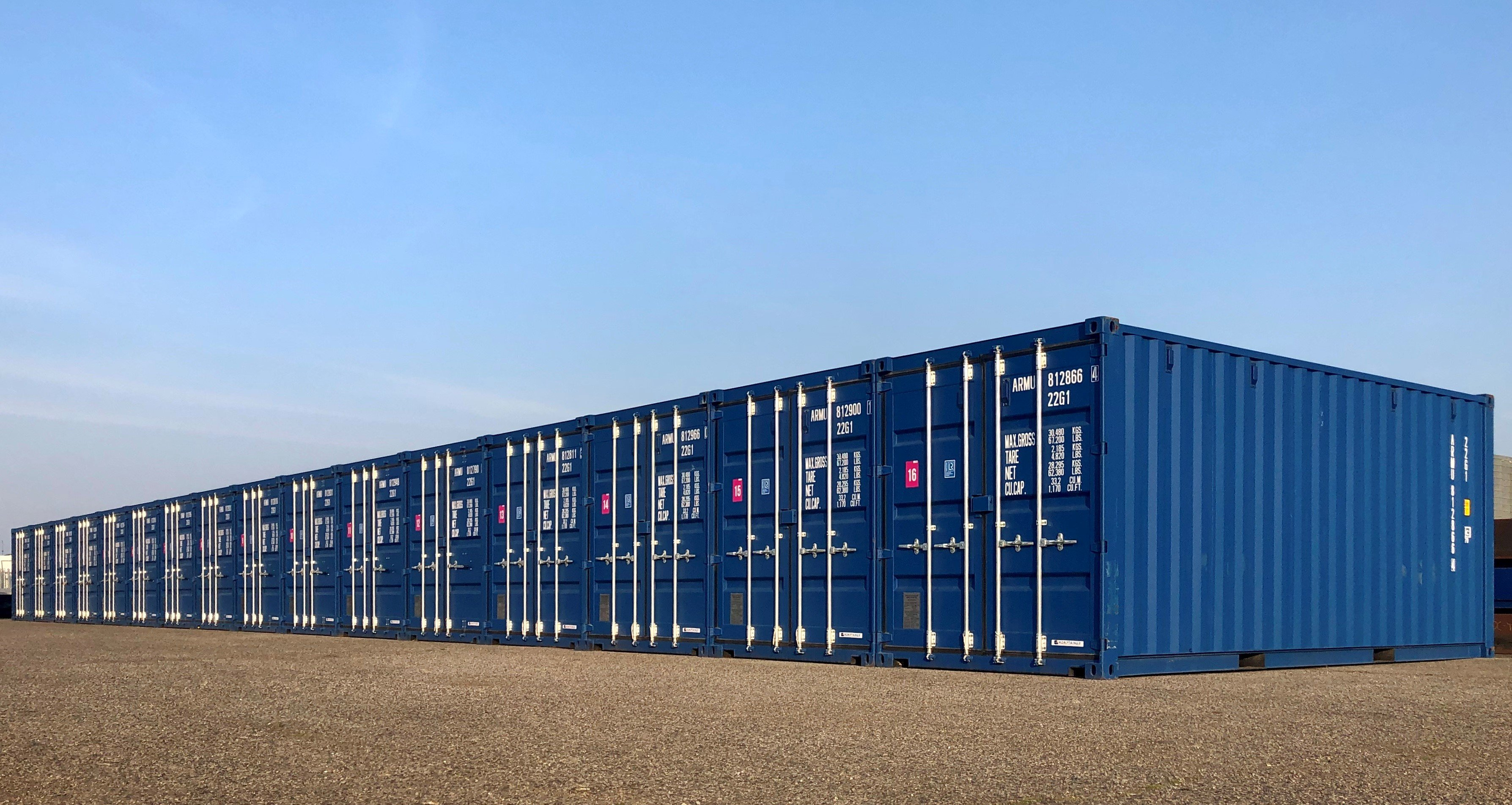 Storage Container Lockup Bridlington East Yorkshire