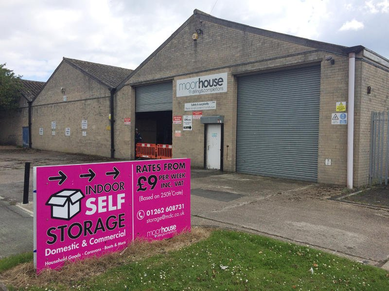 Self Storage Warehouse
